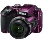 ニコン コンパクトデジタルカメラ COOLPIX(クールピクス) B500(プラム) B500PU