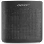 BOSE(ボーズ) ブルートゥーススピーカー(ブラック) Bose SoundLink Color Bluetooth speaker II