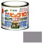 アサヒペン 水性ビッグ10多用途 1/5L (ライトグレー)