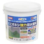 アサヒペン アサヒペン 水性エポキシ強力防水塗料5kgホワイト
