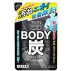 コーセーコスメポート メンズソフティモ ボディソープ 炭 シトラスミントの香り つめかえ用 400ml