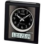 【お取り寄せ】カシオ TQT-351NJ-1JF 電波目覚し時計
