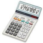 【お取り寄せ】シャープ EL-N732K-X ナイスサイズタイプ電卓 (12桁)