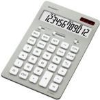 シャープ EL-N802-SX(シルバー) ナイスサイズ電卓 (12桁)