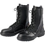 ミドリ安全 ミドリ安全 踏抜防止板入 ゴム2層底安全靴 25.5cm
