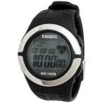 クレファー ティー・スポーツ(T-SPORTS) 心拍計測機能付き腕時計 TS-D028-BK