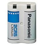 パナソニック カメラ用リチウム電池6V 2CR-5W 1台
