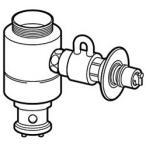 パナソニック 食器洗い乾燥機用 分岐栓 CB-SXH7