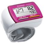 【お取り寄せ】パナソニック EW-BW13-VP ビビッドピンク 手首式血圧計
