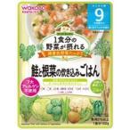 アサヒグループ食品 1食分の野菜が摂れるグーグーキッチン 鮭と根菜の炊き込みごはん (100g) 〔離乳食・ベビーフード〕 [振込不可]