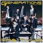 エイベックス・エンタテインメント GENERATIONS from EXILE TRIBE/Sing it Loud(DVD付) 【CD】