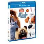 NBC ユニバーサル・エンターテイメント ペット 3D+ブルーレイ+DVDセット(3枚組) BD