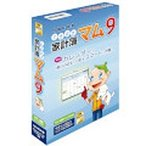 【お取り寄せ】テクニカルソフト てきぱき家計簿マム 9 Win / CD