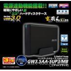 ���ͻָ� GW3.5AA-SUP3/MB (3.5��HDD������/�ޥåȥ֥�å�)