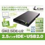 【お取り寄せ】玄人志向 GW2.5IDE-U2