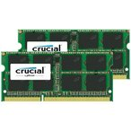 CFD Selection Crucial by Micron W3N1600CM-4G (204pin/DDR3L SO-DIMM/DDR3L-1600/4Gx2)