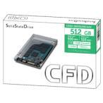 CFD CSSD-S6O512NCG2V (SSD/2.5インチ/512GB/SATA)