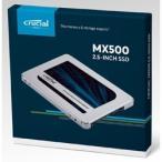 Crucial(���롼�����) MX500 CT1000MX500SSD1/JP (SSD/2.5�����/1TB/SATA)
