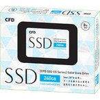 玄人志向 CFD SSD CG3VX シリーズ CSSD-S6B240CG3VX