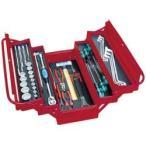 トラスコ中山 TRUSCO EVAフォーム 黒×オレンジ 3段式工具箱用 TIT44SBKF4 《※画像はイメージです。実際の商品とは異なります》