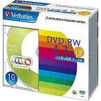 【お取り寄せ】三菱化学メディア 1〜2倍速対応 データ用DVD-RWメディア (4.7GB・10枚) DHW47NM10V1