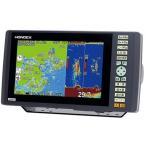 時代はワイド画面 HONDEX ホンデックス PS-900GP-Di  9型ワイド プロッター魚探 GPS魚群探知機 最新機種 PSシリーズ最高スペック ボート 船舶 PS900GP PS900