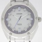 【送料無料】CITIZEN [BM7130-58A]逆輸入シチズン エコドライブ ソーラー メンズ腕時計 チタンモデル MADE IN JAPAN