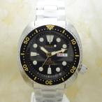 【送料無料】SEIKO PROSPEX DIVER'S 200m Automatic【SRP775K1】逆輸入セイコー プロスペックス 200m防水自動巻き ダイバー メンズ腕時計/ブラック×ゴールド