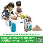 キネティックサンド(ベーシック色)テーブルセットA(送料無料) お砂遊び お遊びセット クリスマスプレゼント ギフト 贈り物