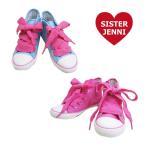 JENNI ジェニィ シスタージェニー/太紐 ハイカット スニーカー シスタージェニー 子供服 ジェニー 新作 ジェ