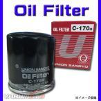 オイルフィルター/オイルエレメント C-218M 【日産 ノート】 E11/NE11/ZE11 ユニオン産業