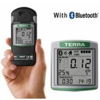 ショッピングガイガーカウンター 放射線測定器 ガイガーカウンター TERRA MKS-05  Bluetooth channel by ECOTEST 大型液晶