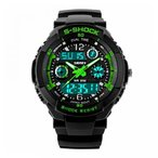 Yahoo!ヤフスカカシオ レディース ベビーG Unisex Sport Watch Multifunction Led Light Digital Waterproof S-Shock Wristwatch 3224 Green 正規輸入品