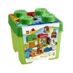 ショッピングSelection レゴ デュプロLEGO DUPLO Creative Play 10570 All-in-One-Gift-Set For Your Kids Includes A Cat, Dog, Window Element And Selection Of LEGO DUPLO bricks