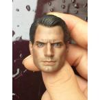 アメコミ バットマンKNL HOBBY action figure Superman war Batman Superman 2 male head carved 1/6 head carved non HOTTOYS HT 正規輸入品