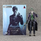 アメコミ バットマンRun Far PA Play Arts KAI Batman Arkham Origins NO.4 The Joker PVC Action Figure Collectible Toy 26cm 正規輸入品