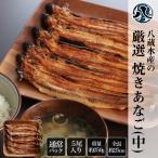通常パック 八蔵水産の厳選焼きあなご 中サイズ 約250g 5尾入りセット アナゴ 穴子 蒲焼 兵庫県 明石 魚 新鮮 美味しい