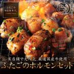 厳選牛ホルモンセット「小腸・丸腸(マルチョウ)・ギアラ」全3品/合計600g