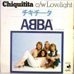 【EP】1979年 アバ ABBA 「チキチータ/ラヴライト」【針飛び無】