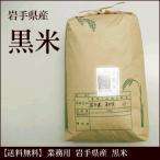 業務用 黒米 岩手県産 20kg 雑穀