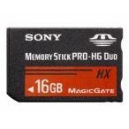 ソニー メモリースティック PRO-HG デュオ 16GB 1コ入