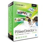 サイバーリンク PowerDirector 15 Standard 通常版 PDR15STDNM-001