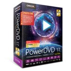 サイバーリンク PowerDVD 17 Ultra アカデミック版