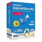 キングソフト KINGSOFT InternetSecurity 3台版 KIS-17-PC03