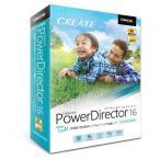 �����С���� PowerDirector 16 Standard �̾���