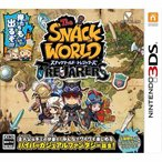 スナックワールド トレジャラーズ 3DS CTR-P-BWSJ