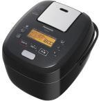 【無料長期保証】パナソニック SR-PA109-K 可変圧力IHジャー炊飯器 5.5合炊き ブラック