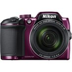 ニコン B500PU デジタルカメラ COOLPIX(クールピクス) B500(プラム) COOLPIX COOLPIXB500PU