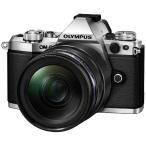 オリンパス ミラーレス一眼カメラ OM-D E-M5 Mark II 12-40mm F2.8 レンズキット シルバー