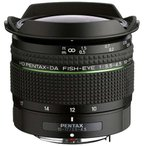 PENTAX 交換レンズ HD DA FISH-EYE10-17F3.5-4.5ED